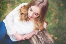 Graduating Teen Photo by Sunny Mays