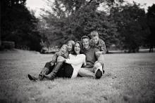 Family playing lifestyle photography by Sunny Mays Ft. Worth Tx