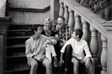 Family photography near Westlake Trophy Club Southlake Texas by Sunny Mays
