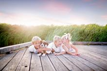 Family photography in Flower Mound by Sunny Mays