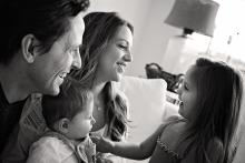 In home family lifestyle sessions by Sunny Mays Southlake Trophy Club Keller Grapevine