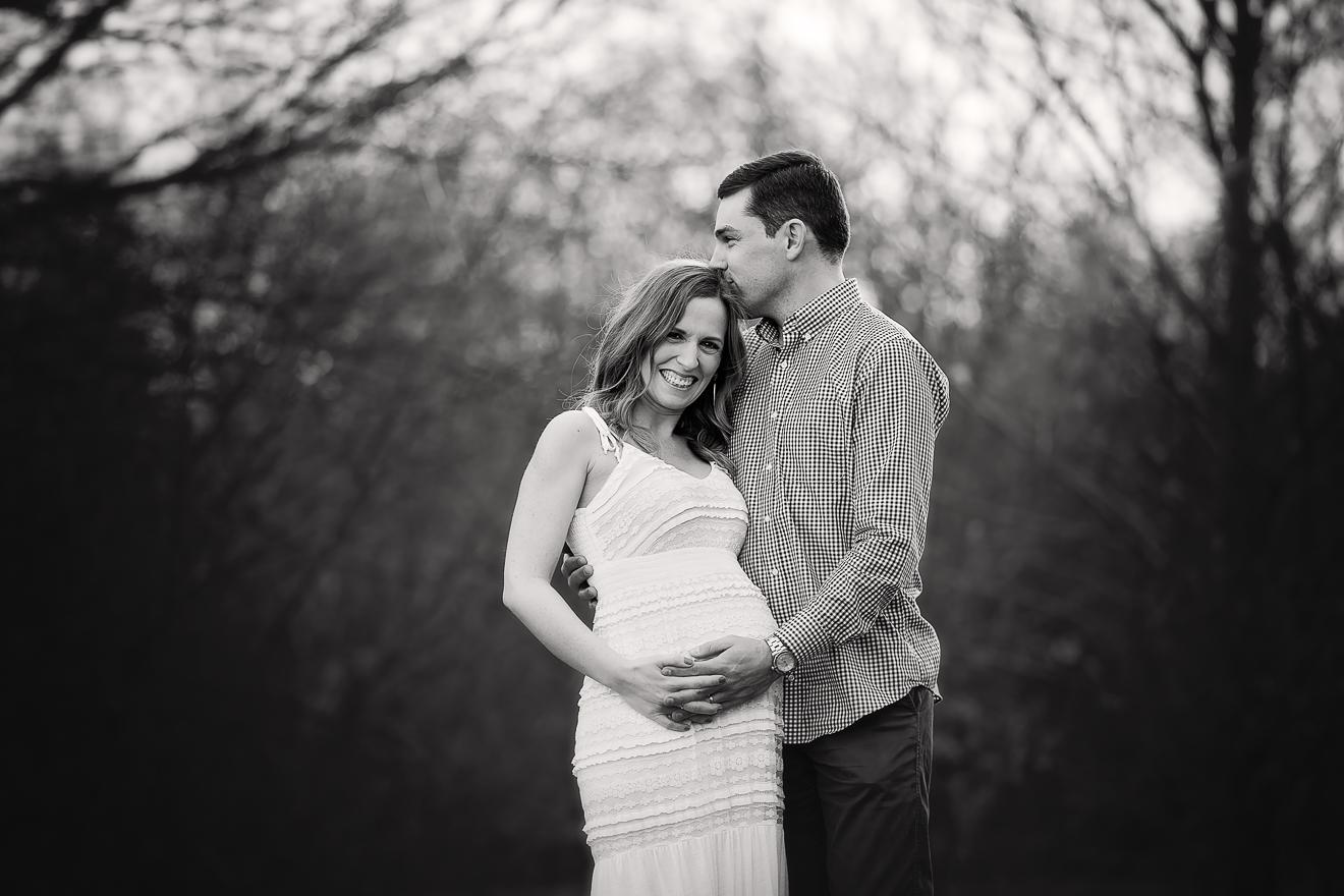 Maternity photography in Dallas Fort Worth
