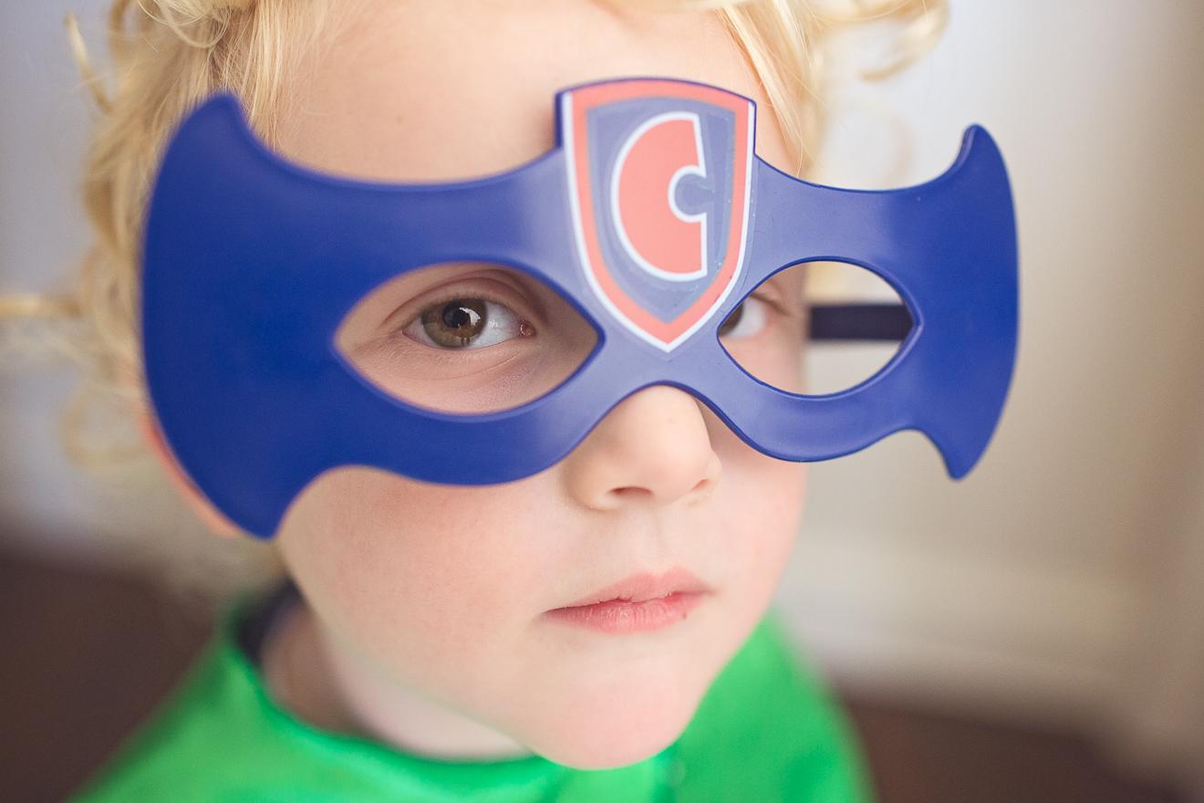 cool superhero pic in Southlake tx