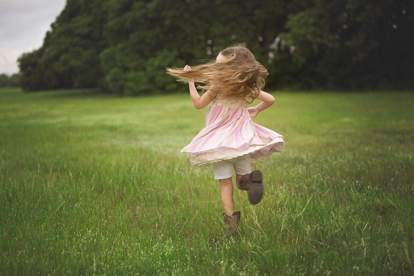 Dallas Ft Worth photographer great in dealing with active children